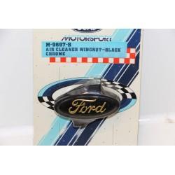 Bouchon de filtre à air pour Ford noir et chrome (air cleaner