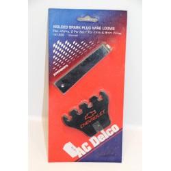 Plaque de passage faisceau de fil Chevrolet (spark plug wire looms)