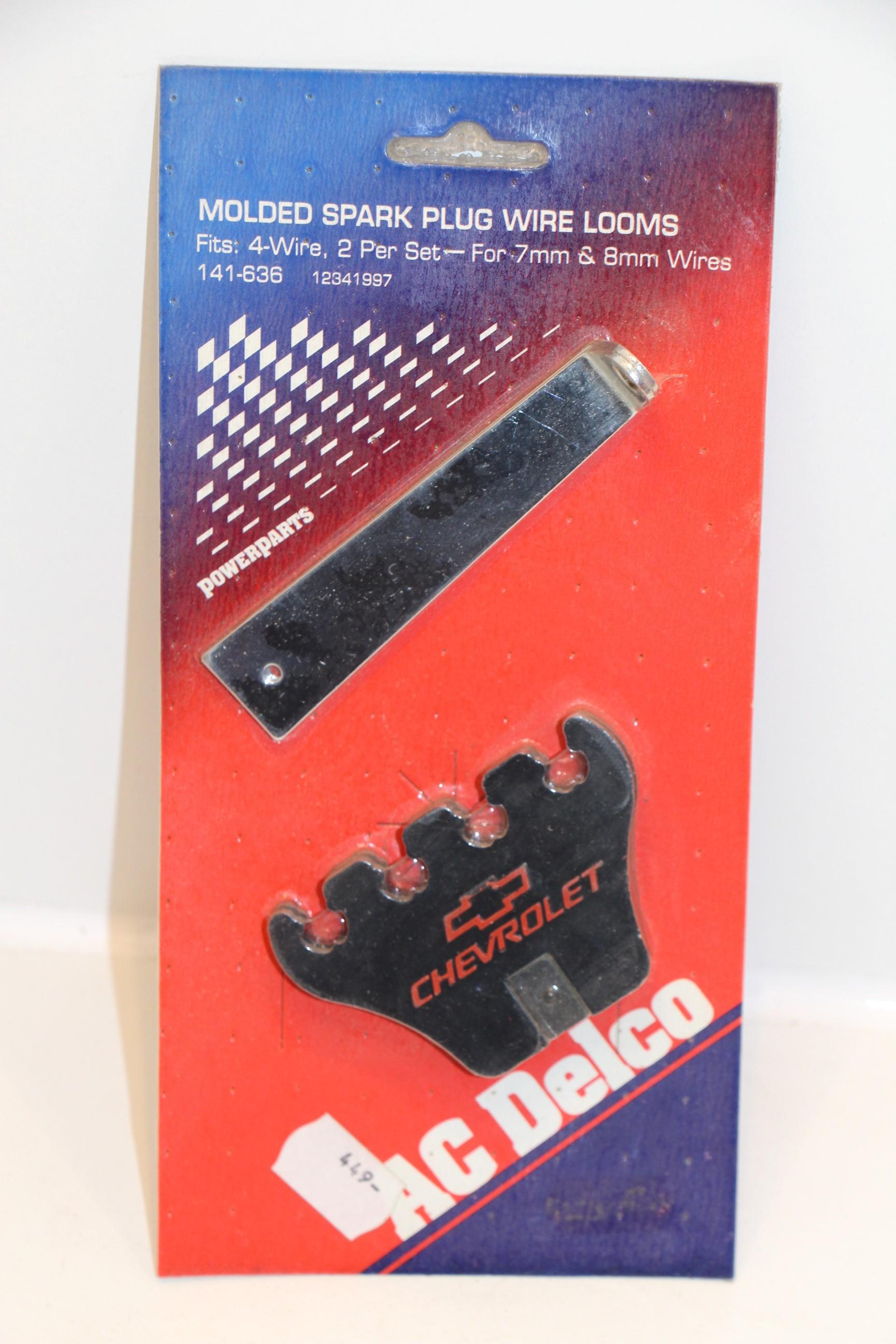 Plaque de passage faisceau de fil Chevrolet (spark plug wire looms ...