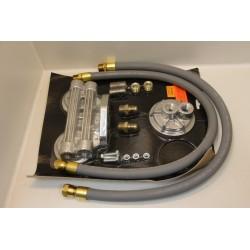 Kit double filtre à huile (Dual filter kit) pour Chevrolet V8