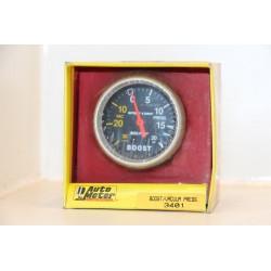 Manomètre pression turbo Auto meter ref 3401 Vintage Garage