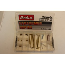 Kit calibration Edelbrock carburateur 1479 pour carburateur 1405