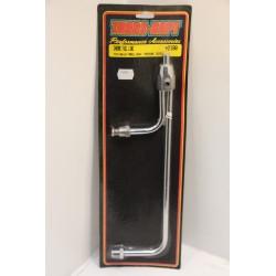 Durite acier carburateur diamètre 3/8'' carburateur Holley 3310