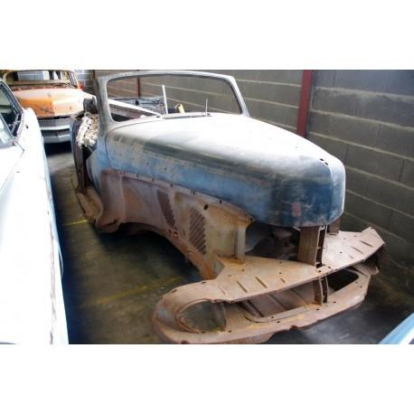 Lincoln cabriolet V12 de 1948