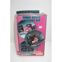 Kit d'alimentation batterie Vintage Garage