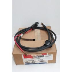 Câble d'alimentation batterie pour Chevrolet Corvette 1982