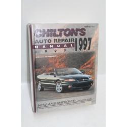 Manuel de réparation dievers pour GM, pour Chrysler et pour