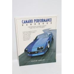 Manuel sur les modifications de la pour Chevrolet Camaro de 1982 à 1992