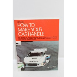 Manuel d'aide à la création de votre voiture de course en anglais
