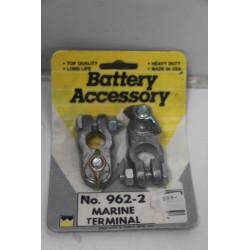 2 cosses de batterie Vintage Garage