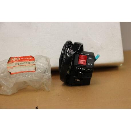 Interrupteur on/off pour Suzuki GSXR750 GSXR1100 Vintage