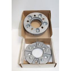 Kit adaptation roues 4-3/4'' à 4 1/2'' Vintage Garage