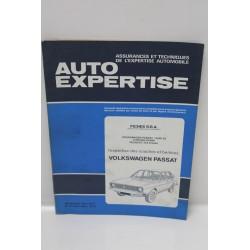 Revue auto Expertise Fiches SRA pour Volkswagen Passat