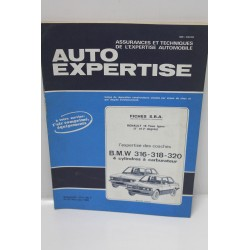 Revue auto Expertise Fiches SRA BMW 316 – 318 – 320 4cylindres à carburateur