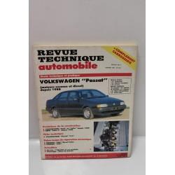 Revue Technique Automobile pour Volkswagen Passat essence et diesel depuis 1988