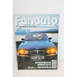 Le Fanauto Essais pour Mercedes 420 pour porsche 924S pour BMW