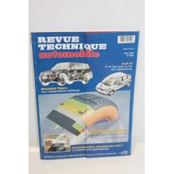 Revue Technique Automobile pour Mitsubishi Pajero  numéro 628 mai 2000