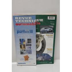 Revue Technique Automobile  dossier freinage de juin 2000