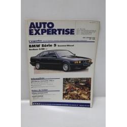Auto expertise pour BMW série 5 septembre octobre 1990 numéro 145
