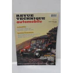 Revue technique automobile dossier 4x4 évolution pour Nissan Patrol GR diesel 1993 à 1998