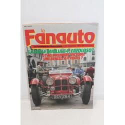 Le Fanauto  La Mille Miglia 84 numéro 191 de septembre 1984