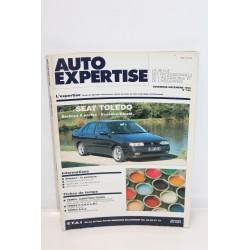 Auto expertise  pour Seat Toledo novembre décembre 1992 numéro 158