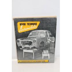 Revue Technique Automobile carrosserie et réparation pour