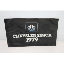 Présentation de la gamme pour Chrysler pour Simca année 1979