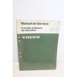 Manuel de service pour Volvo 240 et 264 : vérifi des 10 000km
