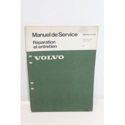 Manuel de service  pour Volvo 264 : Boite de vitesse M50 et M51