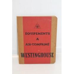 Catalogue des équipements à air comprimé Westinghouse