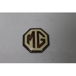 Insigne pour MG