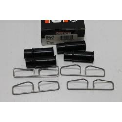 Kit de montage étrier / disques ar pour Hummer H1 02-04 et av