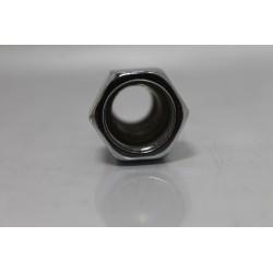 Ecrou de roue unitaire 1/2 débouché longueur 33mm