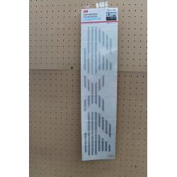 Sticker latéral pour pickup 4X4