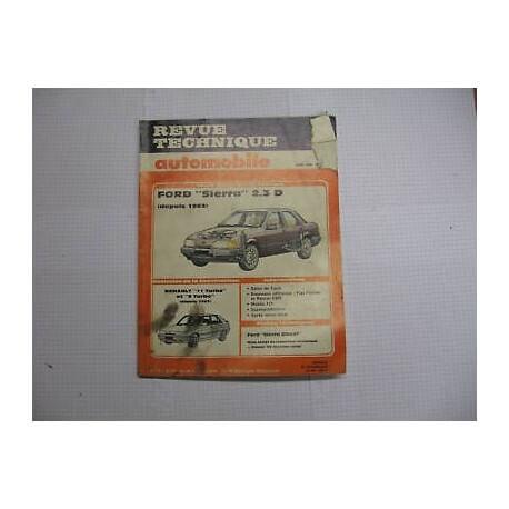 revue technique FORD sierra 2.3 diesel