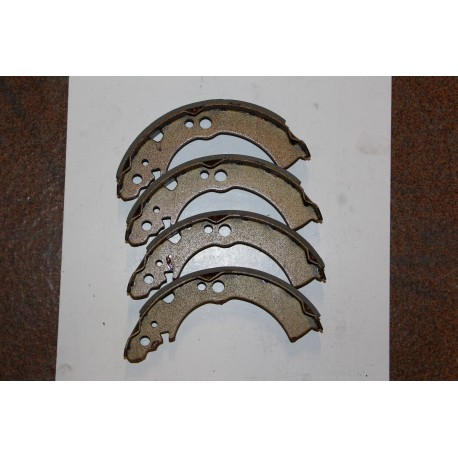 Garniture de frein pour Nissan Micra 180X26 82-92
