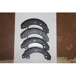 Garniture de frein pour FORD SIERRA I ET II 203,2X39