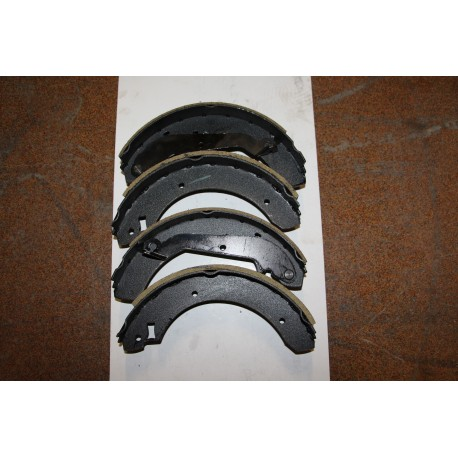 Garniture de frein pour Ford Sierra 2,0l 85-86 254x57