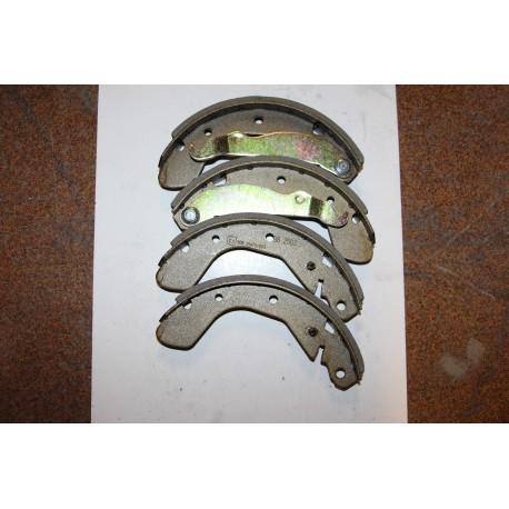 Garniture de frein pour OPEL ASTRA 8/91-98-pour OPEL CORSA