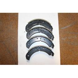Garniture de frein -pour FORD ESCORT 1100-HILLMAN IMP I, II