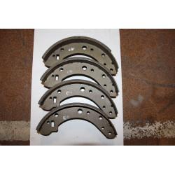 Garniture de frein pour ROVER SD1 82-86 228,6X57