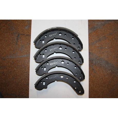 Garniture de frein pour ROVER SD1 82-86 228,6X57 Vintage