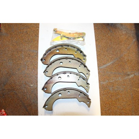 Garniture de frein ALFA 145 ET 145 95-99 FIAT TEMPRA 06/90-10/96 TIPO 1,9D 06/88-09/95