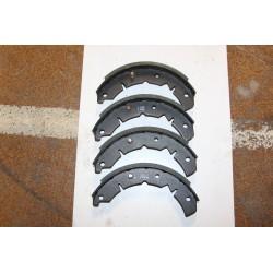 Garniture de frein BEDpour FORD 6/8 VAN 64-70 BEAGLE BREAKE 66-69 pour OPEL VIVA 90 64-66 HB 66-70 HC 1159 1256 CC LUCAS 70-73