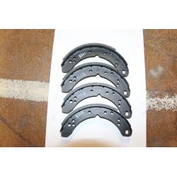 Garniture de frein BEDpour FORD BEAGLE 6/8 APRES 64 pour OPEL VIVA HA HB SL BREAKE DE 63 à 69