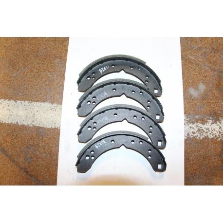 Garniture de frein BEDpour FORD BEAGLE 6/8 APRES 64 pour OPEL