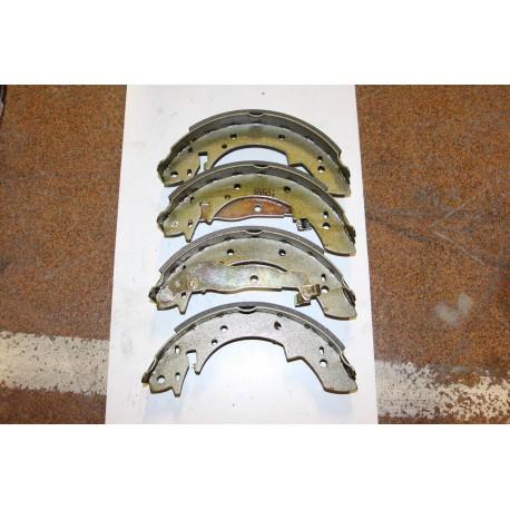 Garniture de frein 228,6X42 MONTAGE LUCAS pour BMW SERIE 3