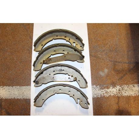 Garniture de frein 504 MONTAGE LUCAS / GIRLING  (OR TI ET STI)