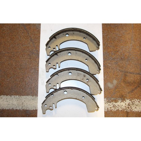 Garniture de frein 255X46 pour OPEL ARENA 1,9D 2,5D 98-2001